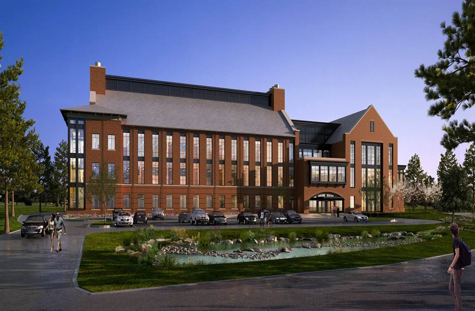 Auburn University CASIC Research Park – Center for Advanced Science, Innovation and Commerce