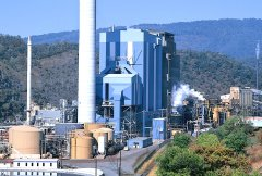 Meadwestvaco Biomass Plant