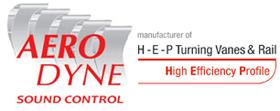 HVAC Turning Vanes & Rail